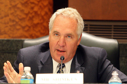 Republican Congressman Jim Shimkus.