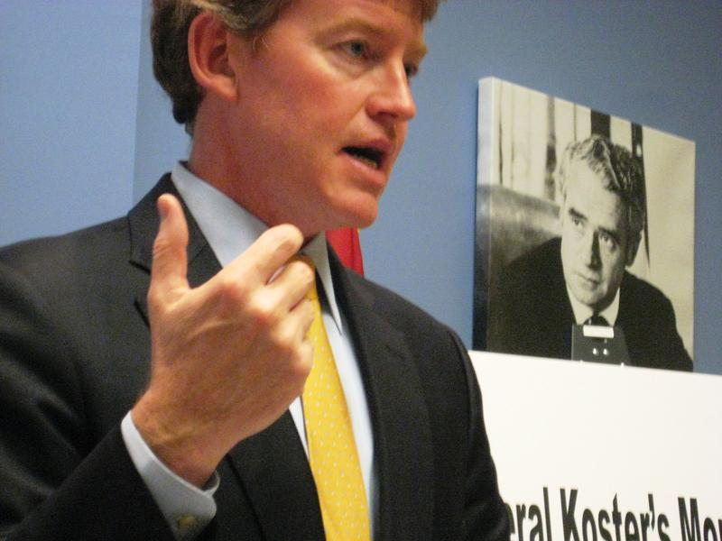 Attorney General Chris Koster has directed $40 million of Missouri's mortgage settlement to the state budget.