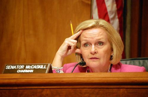 Sen. Claire McCaskill, D-Mo.