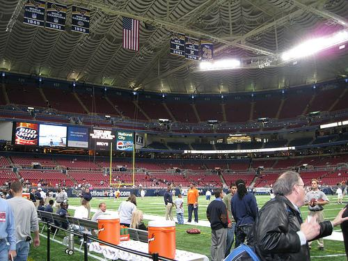 Arbitration over upgrades to the Edward Jones Dome will start Jan. 14