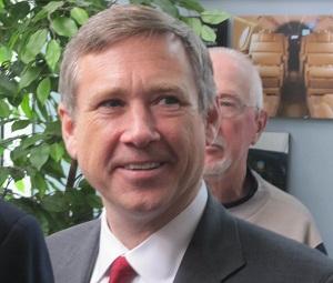 Senator Mark Kirk (R-Illinois).
