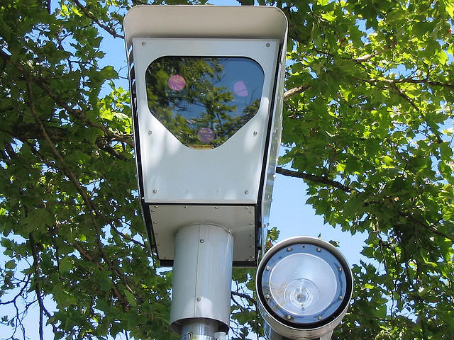 A Missouri appeals court is considering the constitutionality of three red light camera laws.