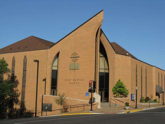 A house of worship in Jefferson City, Mo.