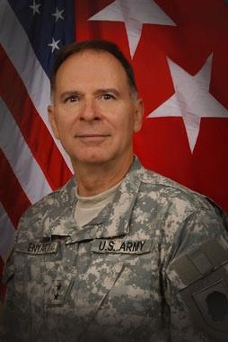 Maj. Gen William Enyart has submitted his letter of resignation.