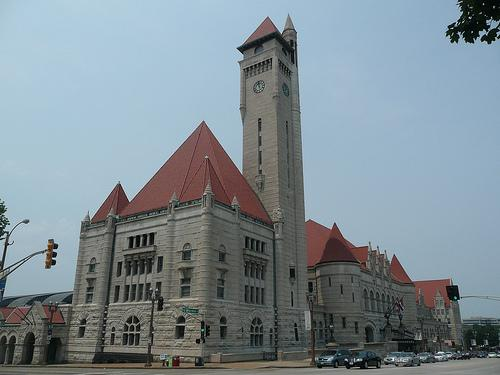 Union Station in St. Louis.