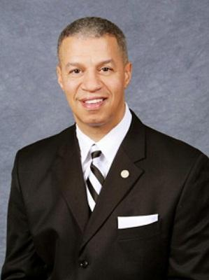 St. Louis Alderman Gregory Carter.