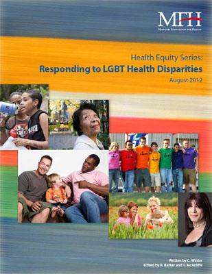 Missouri Foundation for Health recent study about health disparities in the LGBT community