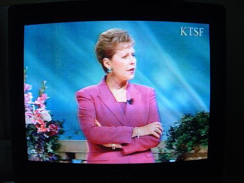 Televangelist Joyce Meyer