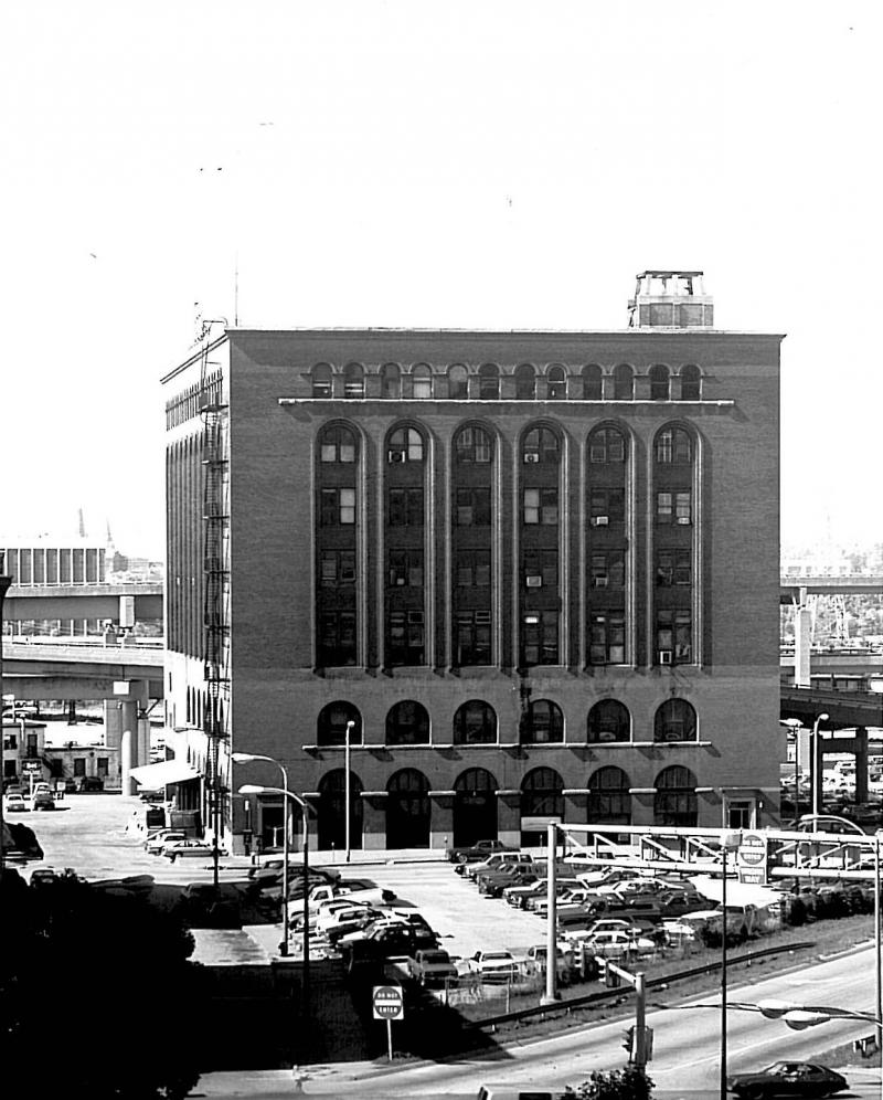 The Cupples 9 building as it looked in 1989. Chris Koster has sued a more recent owner to recover tax credits that were allegedly fraudulently obtained.
