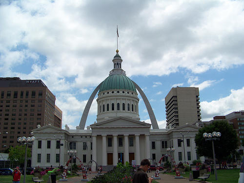 Old St. Louis County Courthouse