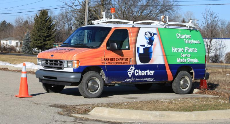 Charter Communications provides video, high-speed Internet and telephone services to approximately 5.2 million customers in the U.S.