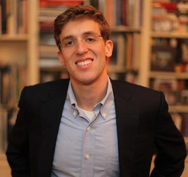 Author Joshua Glasser