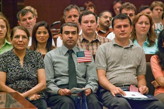 Citizenship Ceremony in St. Louis