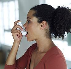 According to the CDC, about seven million U.S. young people have asthma.