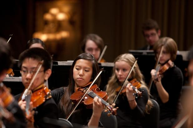 St. Louis Symphony Youth Orchestra Strings