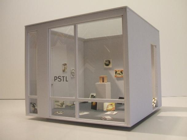 "PSTL Gallery's ""miniature gallery"""