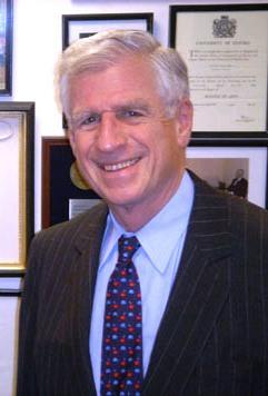 Former Missouri Senator John Danforth.
