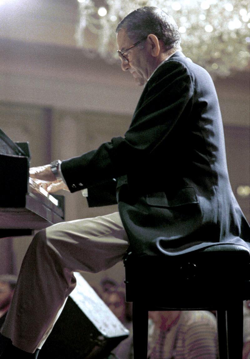 Ralph Sutton 1988