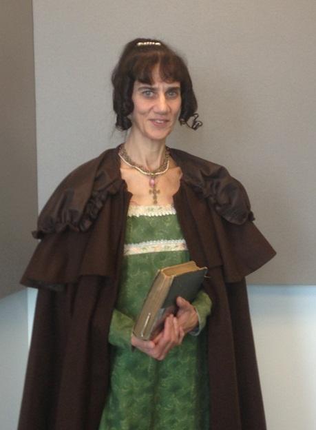 Historic Interpreter Anne Williams
