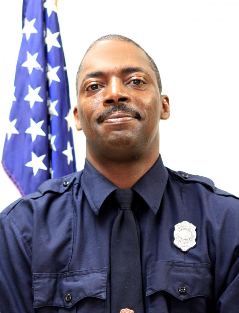 Jeffrey Hudson, a St. Louis firefighter, died at Fire Station #36 today, according to a fire department spokesman.