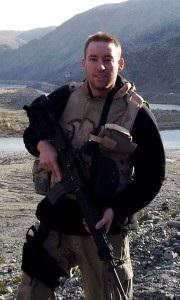 Kander in Afghanistan.