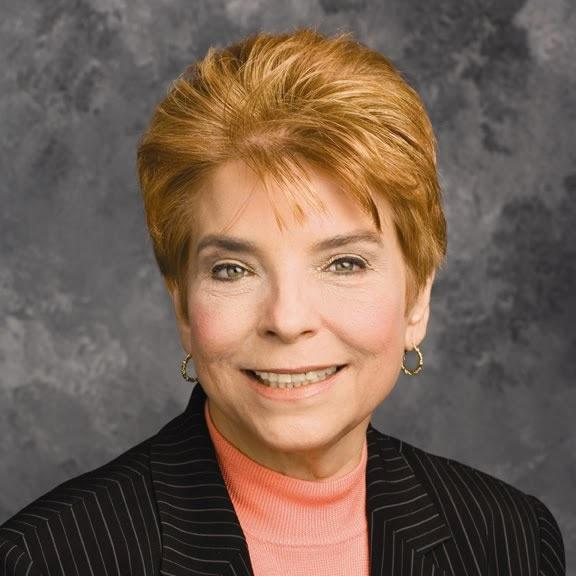 State comptroller Judy Baar Topinka, shown in this state photo, died December 10, 2014 from complications of a stroke at the age of 70.