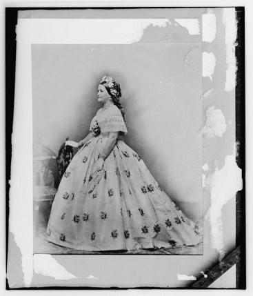 Mrs. Mary Todd Lincoln