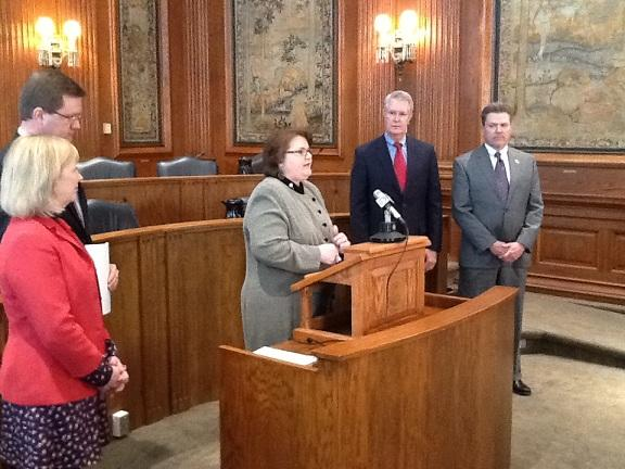 A task force set up to combat sexual abuse of children releases its recommendations the week before the start of Missouri's 2013 legislative session.