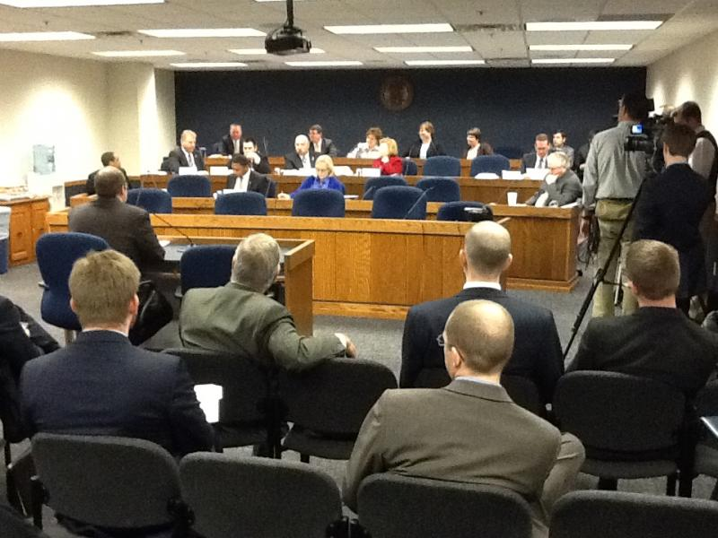 Mo. House Committee on Elections discusses House Bill 110, which would require special elections to fill vacancies in statewide offices.