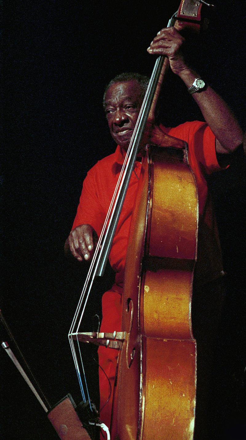 Milt Hinton-1989