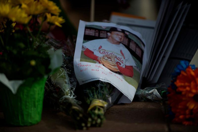 Stan Musial memorial