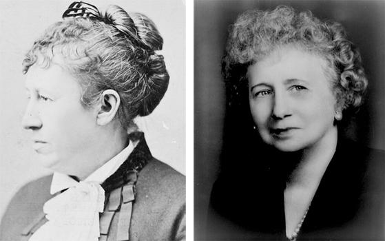Julia Dent Grant (St. Louis) and Bess Truman (Independence) are Missouri's contribution to First Ladies who occupied the White House.