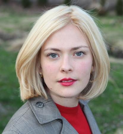 Author and Washington University graduate Susannah Cahalan