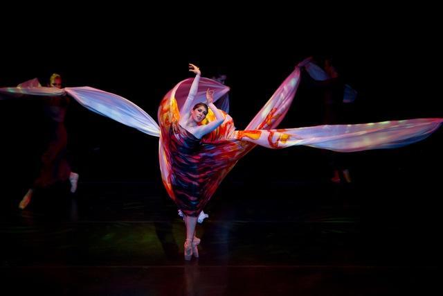 "Nashville Ballet's ""Carmina Burana,"" Alexandra Meister,"