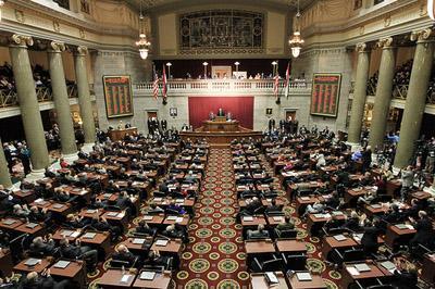 Missouri House chambers