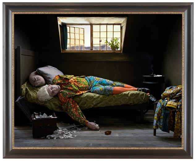 Fake Death Picture (The Death of Chatterton – Henry Wallis), 2011 (Appears in Progress in Love)