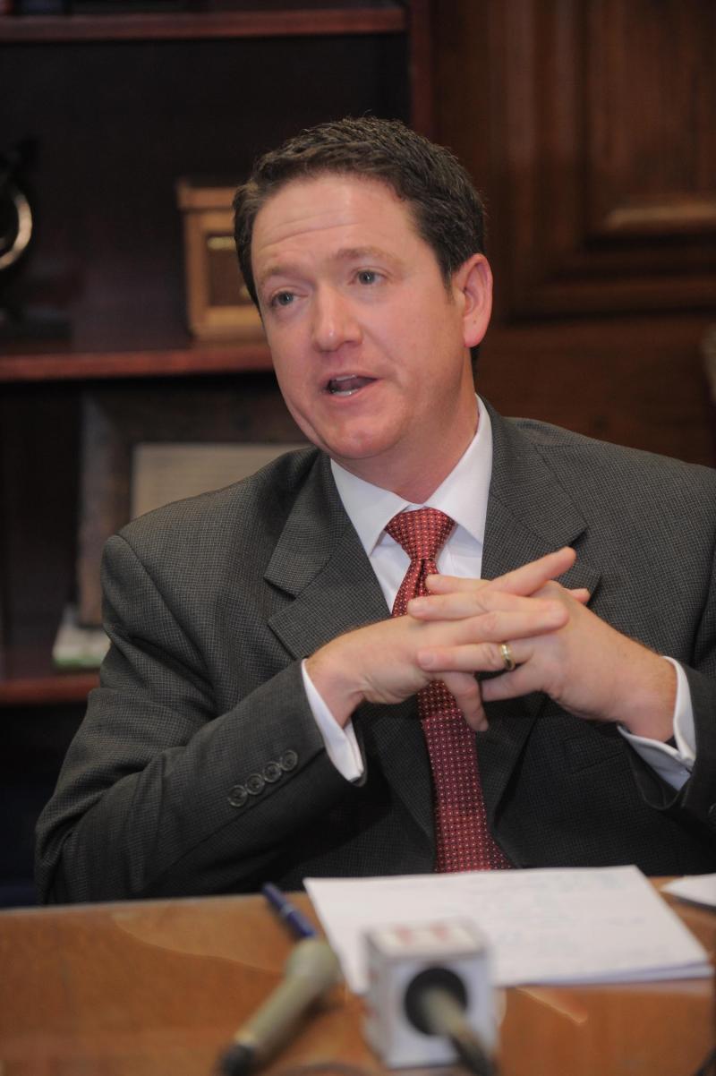 Mo. House Speaker Tim Jones (R, Eureka).