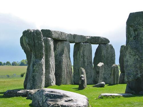 Photo of Stonehenge taken in 2003