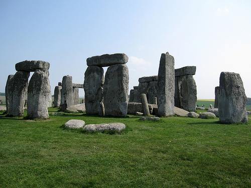 Photo of Stonehenge taken in 2011