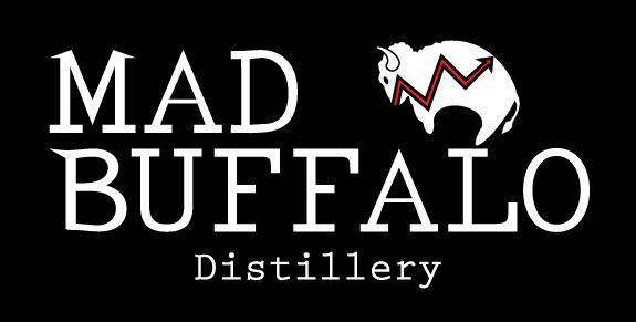 The official logo of Mad Buffalo Distillery, which was inspired by Burnette's mother-in-law, Judy Sass Uphouse.  Uphouse passed away in 2004 and was an advocate for Native-American rights.