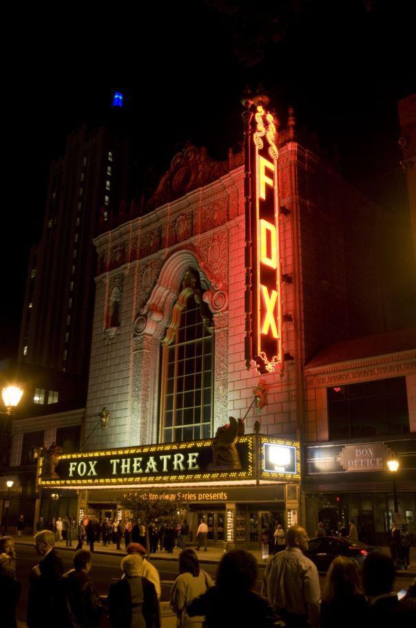 night image of the Fox