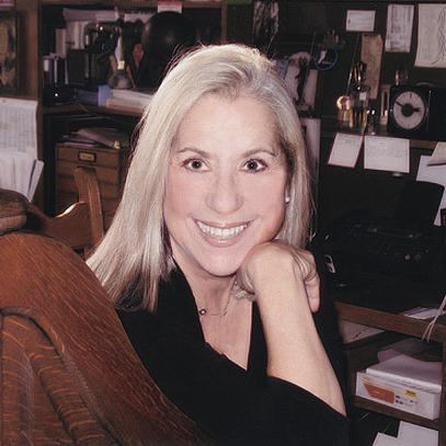 Author Letty Cottin Pogrebin