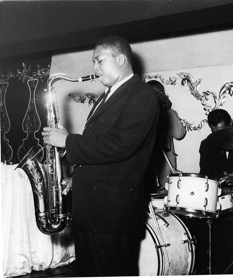 John Coltrane at Peacock Alley