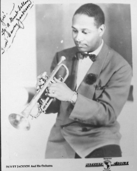 Dewey Jackson-1930's