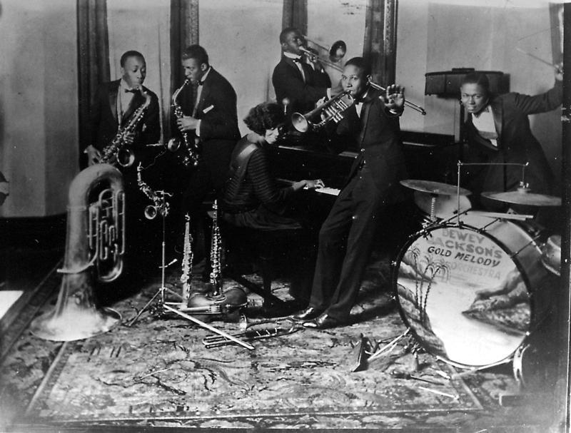 Dewey Jackson 1921