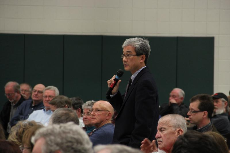 Ellisville City Council prosecutor Keith Cheung.