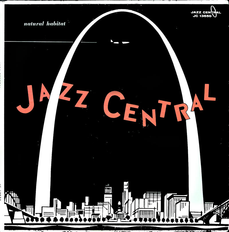 Jazz Central Album Cover