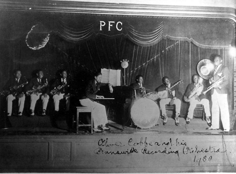 Oliver Cobb Rhythm Kings-1930