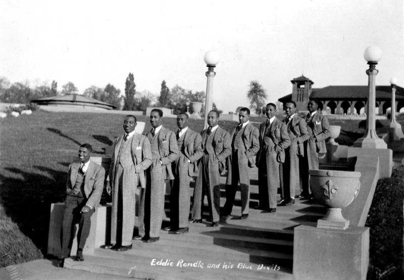 Eddie Randle's St. Louis Devils-1938