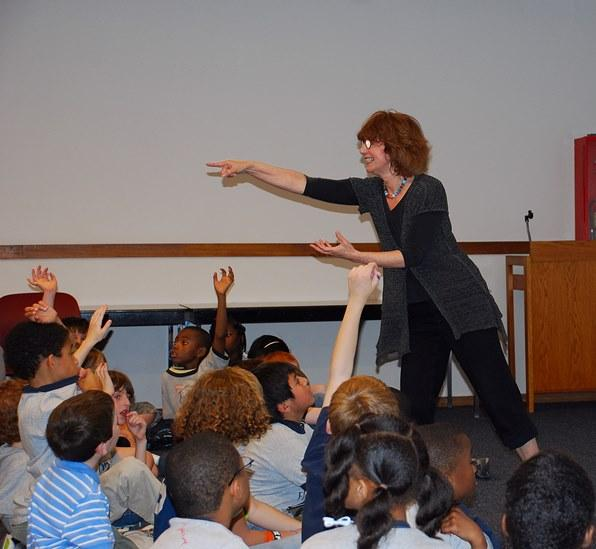 Regional Storyteller Annette Harrison